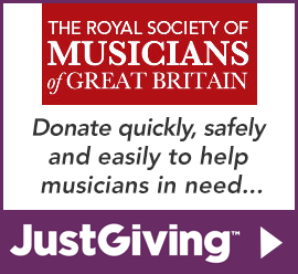 Donate to help musicians in need...