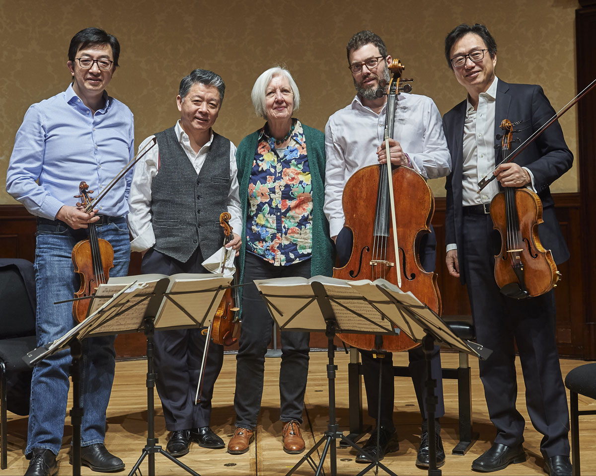 The 24th Annual Jacqueline du Pré Charity Concert
