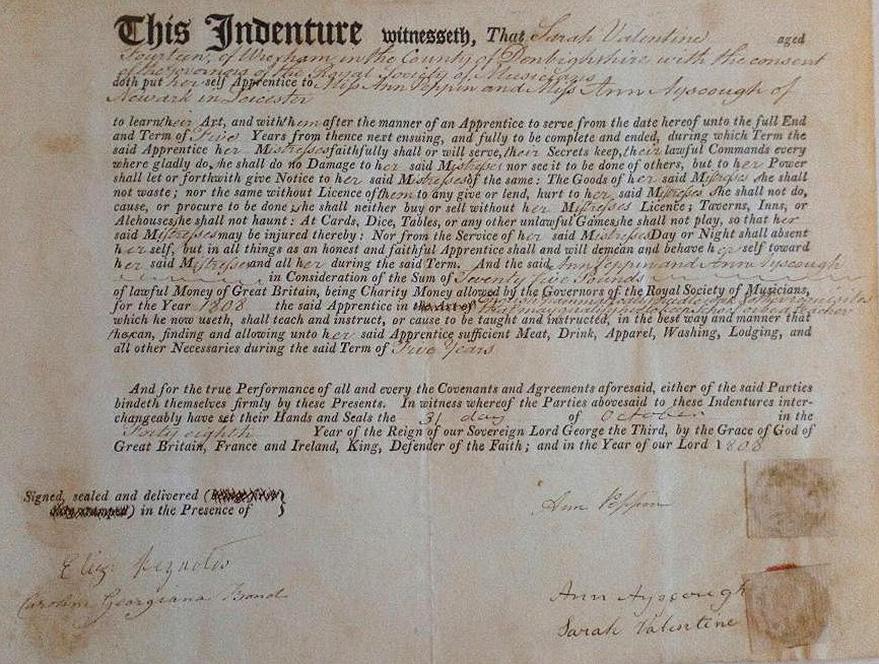 apprenticeship document